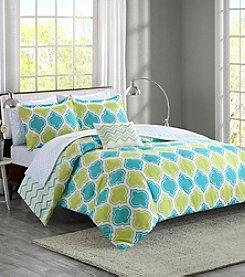 Intelligent Design Dixie Comforter Set