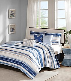 Madison Park™ Marina 6-pc. Coverlet Set