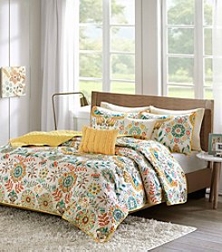 Intelligent Design Nina Coverlet Set
