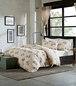 HipStyle Raleigh 4-pc. Duvet Set