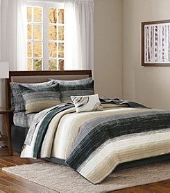 Madison Park™ Essentials Saben Complete Coverlet Bed Set