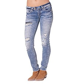 Silver Jeans Co. Tuesday Low Skinny Jeans