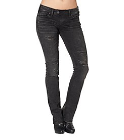Silver Jeans Co. Tuesday Low Baby Boot Cut Jeans