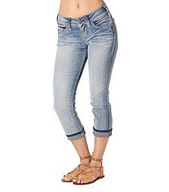 Silver Jeans Co. Suki Mid Capri