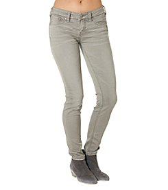 Silver Jeans Co. Aiko Mid Super Skinny