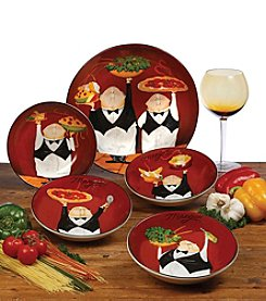 Certified International Waiters 5-pc. Pasta Set