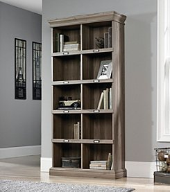 Sauder Barrister Lane Tall Bookcase
