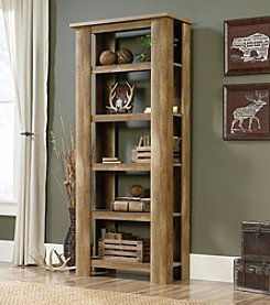 Sauder Boone Mountain Tall Bookcase