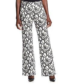 XOXO® Floral Print Lace Pants