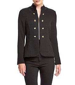 XOXO® Military Zip Front Jacket