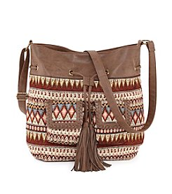 Ruff Hewn Drawstring Shoulder Bag