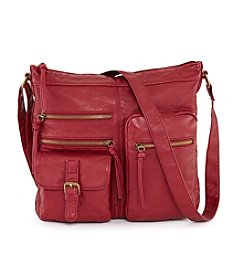 GAL Washed Pockets Crossbody