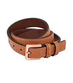 Calvin Klein Harness Buckle Belt