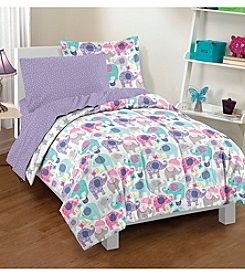 Dream Factory® Elley Elephant Comforter Set