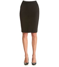 Calvin Klein Ponte Skirt