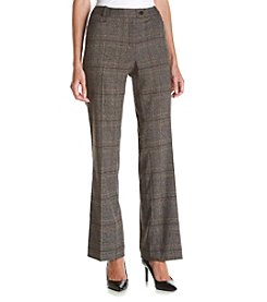 Calvin Klein Plaid Pants