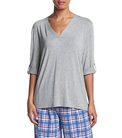 KN Karen Neuburger Live Love Lounge Tunic Shirt