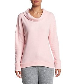 KN Karen Neuburger Live Love Lounge Cowl Neck Shirt