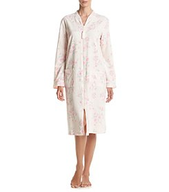 Miss Elaine® Zip Up Robe