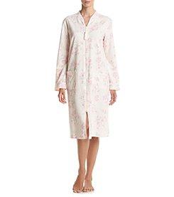 Miss Elaine® Zip Up Robe