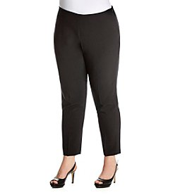 Ruff Hewn GREY Plus Size Slim Leg Pants