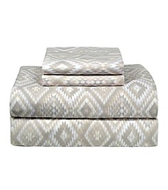CHF Ikat Diamond Sheet Set