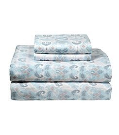 CHF Multicolor Ikat Sheet Set