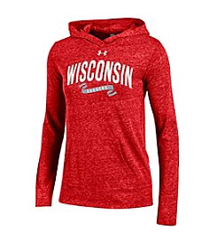 Under Armour® NCAA® Wisconsin Badgers Women's Badgers Banner Hoodie