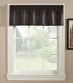 CHF Bling Tailored Valance