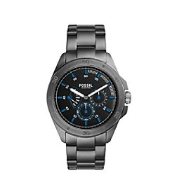 Fossil® Men's Sport 54 Smoketone Watch