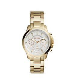 Fossil® Women's Gwynn Goldtone Watch