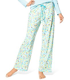 HUE® Cat Printed Pajama Pants