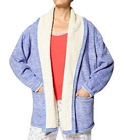 HUE® Marley Cardigan Robe