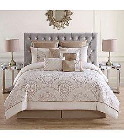 LivingQuarters Colbie 10-pc. Comforter Set