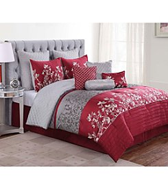 LivingQuarters Danielle 10-pc. Comforter Set