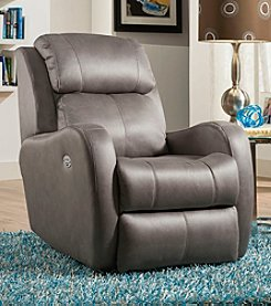 Comfort Trends Siri Power Rocker Recliner with Power Adjustable Headrest and USB Port