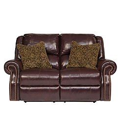Berkline® Sylamore Power Recliner Loveseat