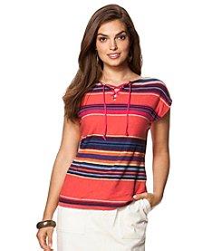 Chaps® Fiesta Stripe Sweater