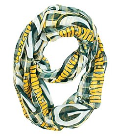 Little Earth NFL® Green Bay Packers Women's Plaid Infinity Scarf