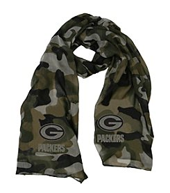 Little Earth NFL® Green Bay Packers Camo Scarf