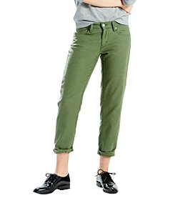 Levi's® Rolled Cuff Boyfriend Jeans