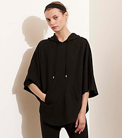Lauren Active® Hooded French Terry Poncho