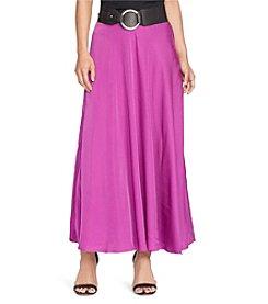 Lauren Ralph Lauren® Charmeuse Maxi Skirt