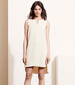 Lauren Ralph Lauren® Crepe Sleeveless Shift Dress