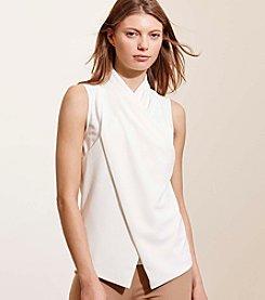 Lauren Ralph Lauren® Jersey Surplice Top