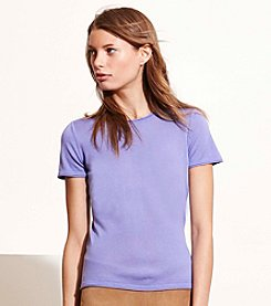 Lauren Ralph Lauren® Short-Sleeve Sweater Tee