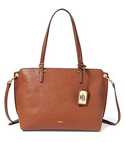 Lauren Ralph Lauren® Medium Abby Shopper