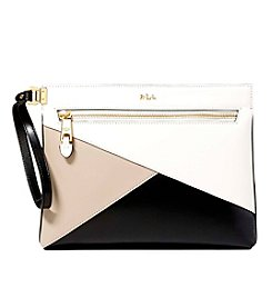 Lauren Ralph Lauren® Newbury Yasmeen Color Blocked Clutch