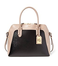 Lauren Ralph Lauren® Tate Color Blocked Dome Satchel