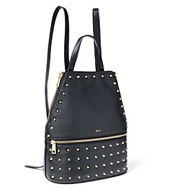 Lauren Ralph Lauren® Arley Blaine Studded Leather Backpack